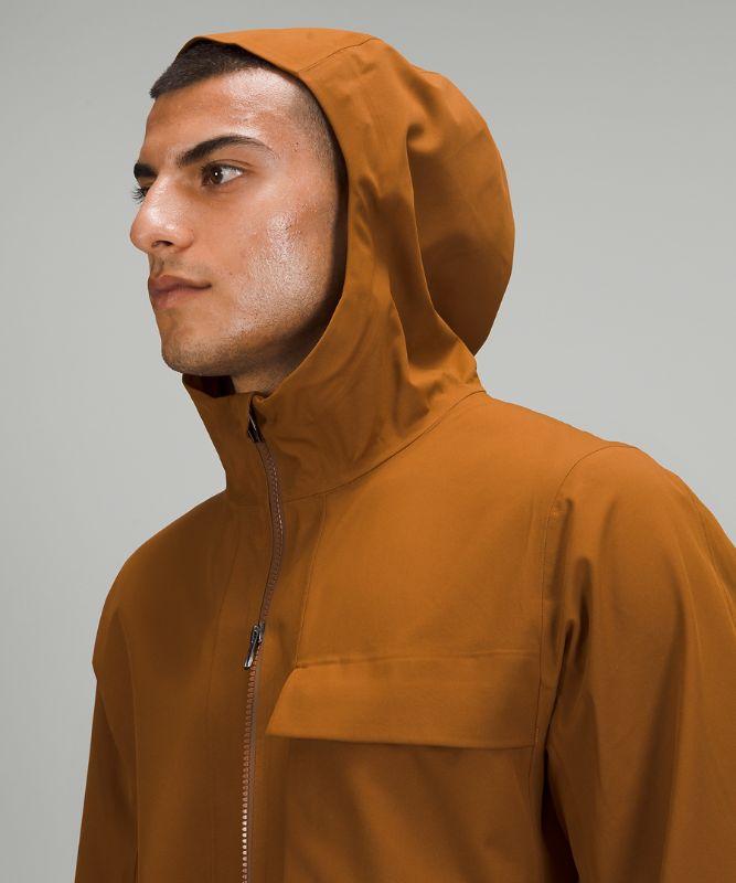 아웃푸어 재킷