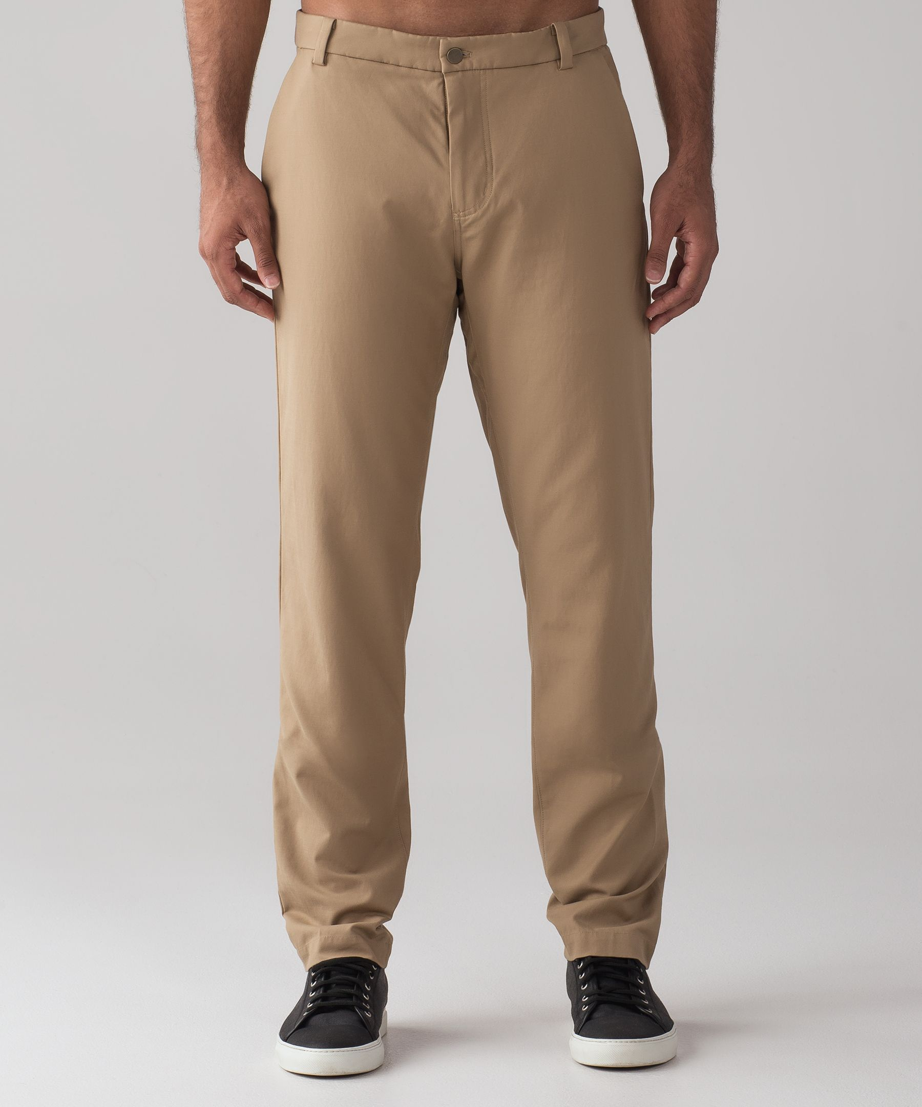 Commission Pant (Regular) *Qwick Chino