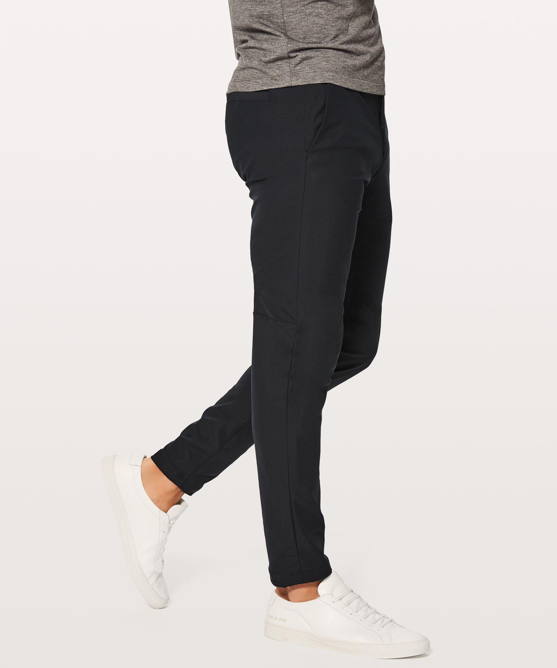 men u0027s yoga running pants workout pants lululemon athletica u0027