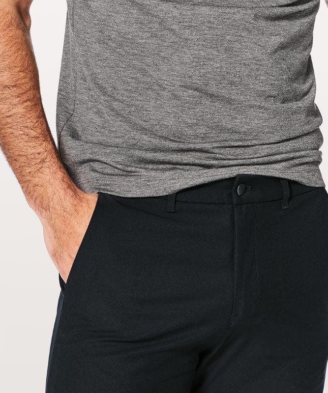 Pantalon Commission ajusté 86 cm *Long