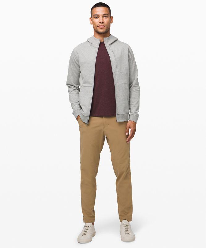 Pantalon Commission ajusté 81 cm *Long