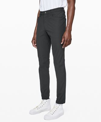 Pantalon ABC ajusté 86 cm Long