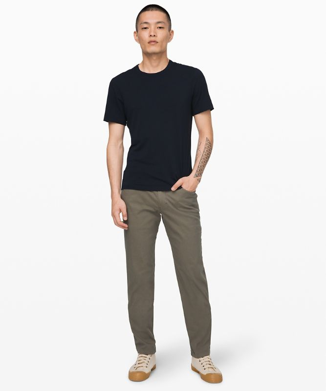 Pantalon ABC classique 86 cm *Long Teinture