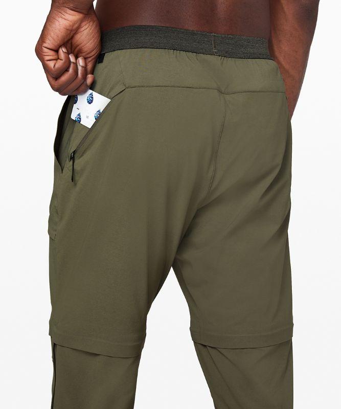 Eurus Zip Off Pant *lululemon lab