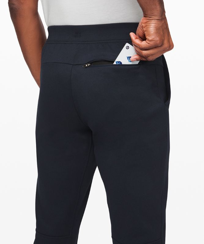 City Sweat Pant Classic*Thermo
