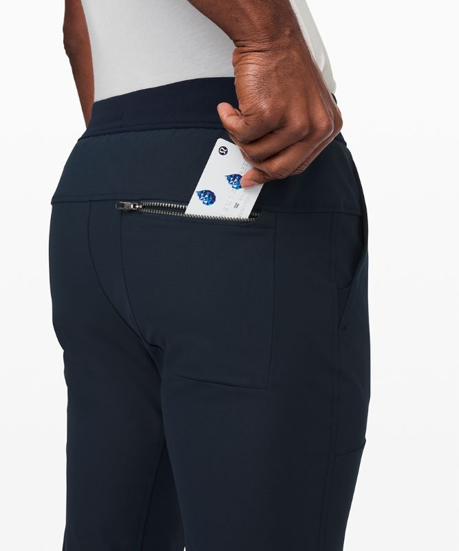 Pantalon de jogging skinny ABC *Exclusivité en ligne