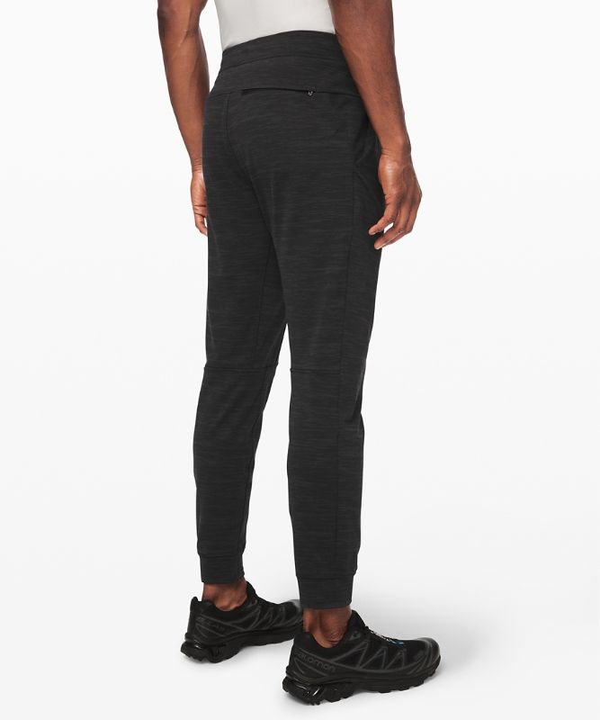 Pantalon de jogging City Sweat *Jacquard 74cm