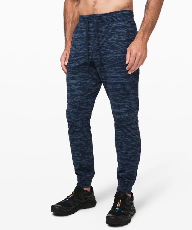 City Sweat Jogginghose *Jacquard