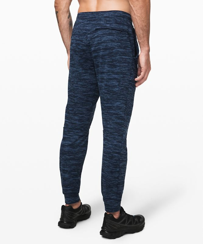 City Sweat Jogger *Jacquard