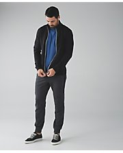 City Sweat Jogger HBLK/BLK XXL