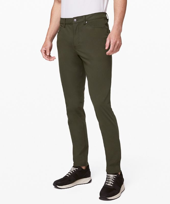 Pantalon ABC slim 76 cm Long