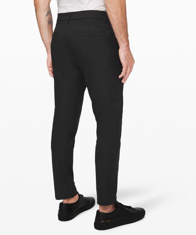 Pantalon Commission slim 76cm Long