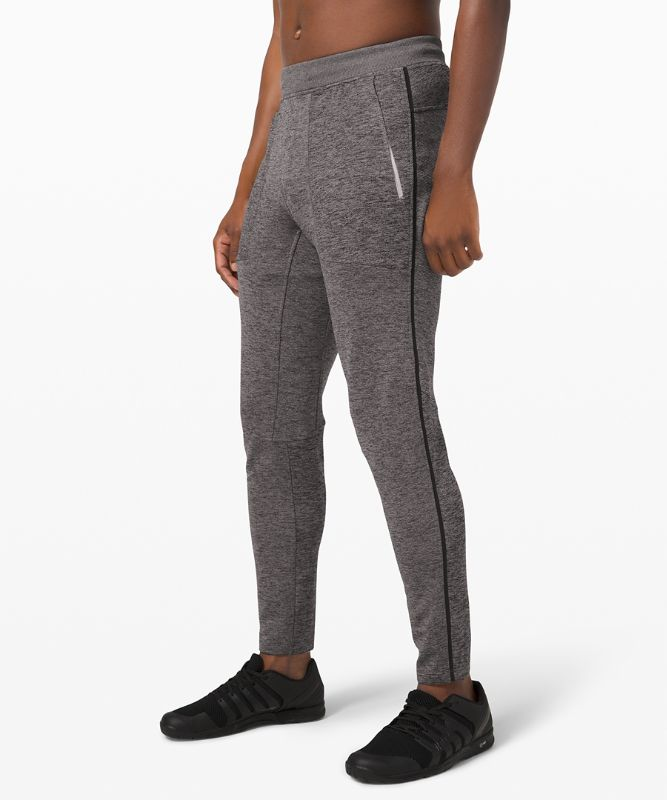 Textured Tech Pant