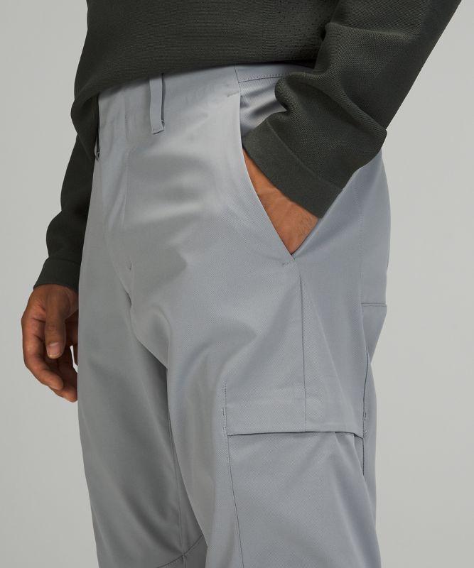 Fixed Waist Cargo Pant