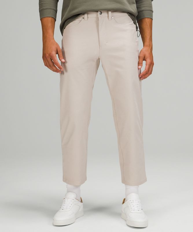 ABC Crop Pant Relaxed