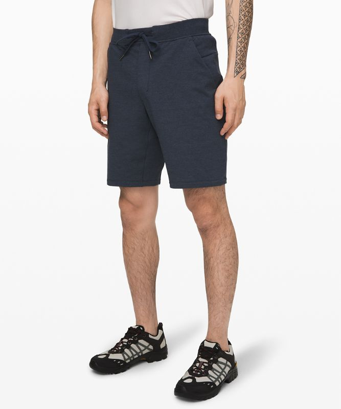 City Sweat Short French Terry 9""