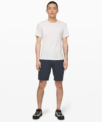 City Sweat Shorts aus French-Terry-Material 23 cm
