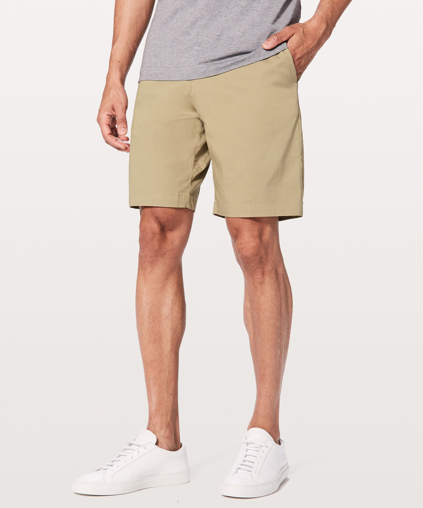 "Commission Short Slim Chino 9""New by Lululemon"