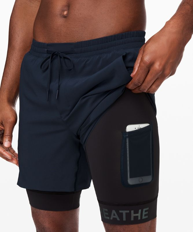 "Surge Short 6"" *Luxtreme Lined"