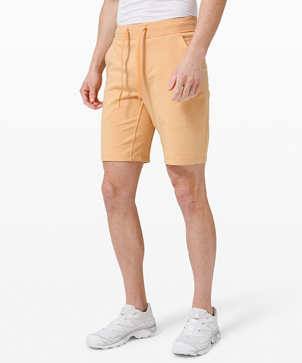 City Sweat Short French Terry 9    Men's Shorts