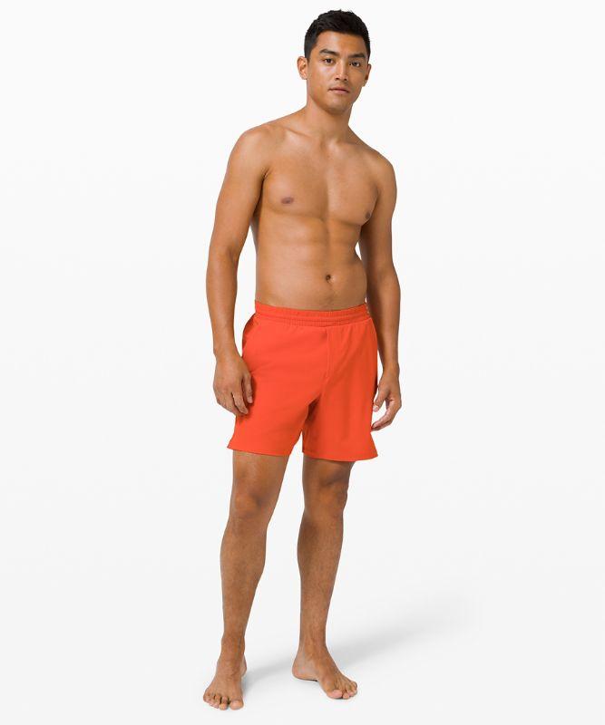 Short de nage Channel Cross 18cm