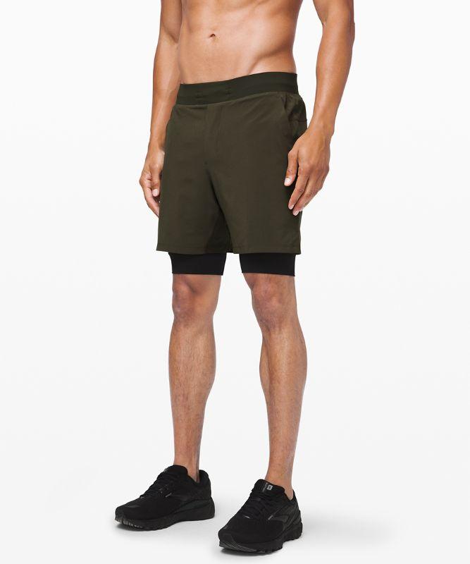 T.H.E. Shorts 18cm *Nulux-Liner
