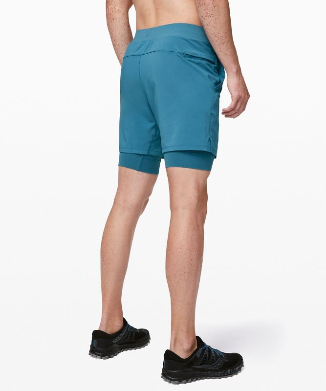 T.H.E. Shorts 18 cm Mit Liner *Nulux