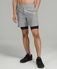 "T.H.E. Short 7"" Nulux *Lined"