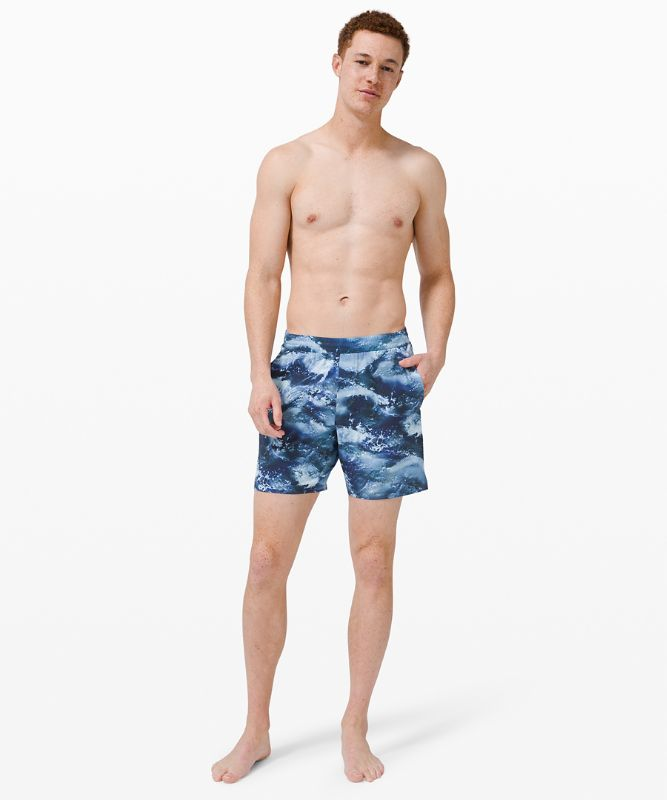 Channel Cross Swim Short 7""