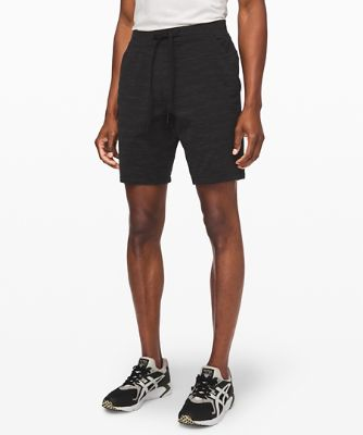 City Sweat Short *Jacquard 9""