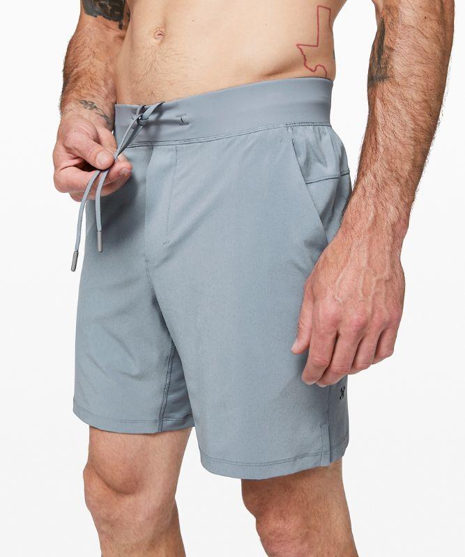 Short T.H.E. 18cm *Sans doublure