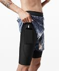 Diffract Run Short Lined *lululemon lab