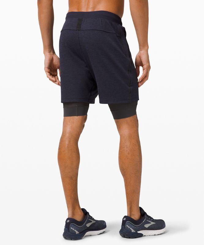 Short T.H.E. 18cm doublé *SE