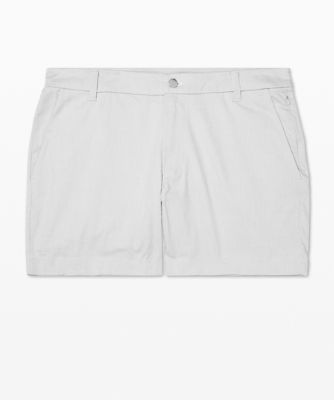 "Commission Short Classic 5"" *Oxford Online Only"
