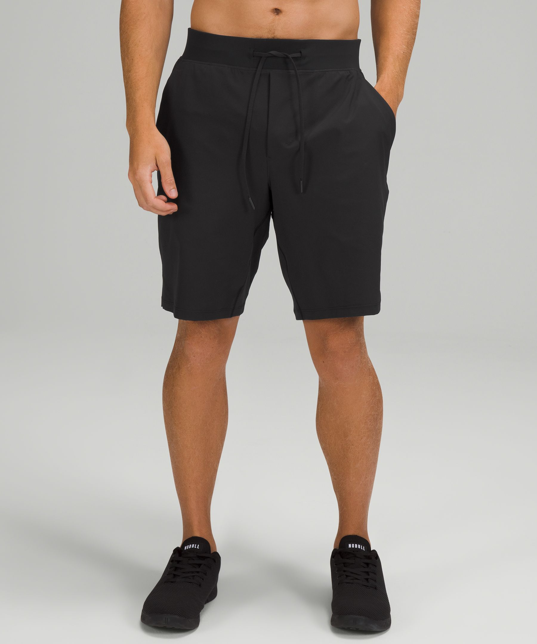 Train. Hard. Every. Day. These lightweight, fan-favourite workout shorts have a split hem to keep you agile.