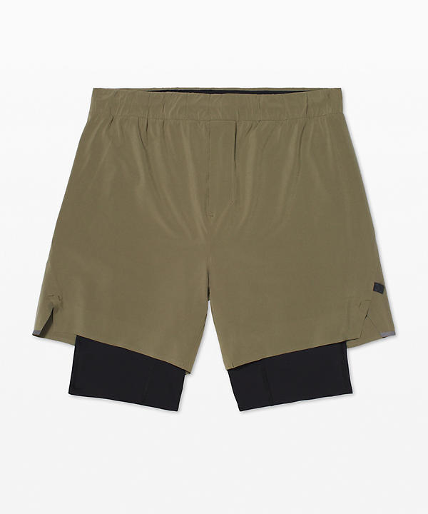 Diffract Run Short Lined *lululemon lab | Men's Shorts
