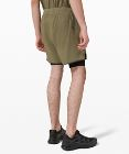 LAB Diffract Lauf-Shorts