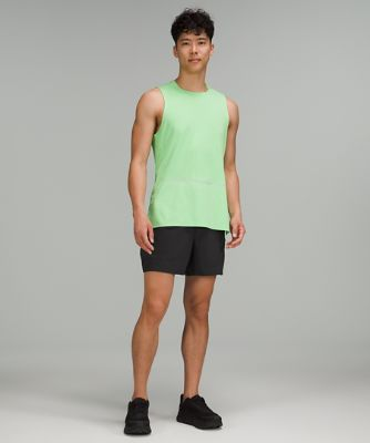 "Pace Breaker Short 5"" Linerless"