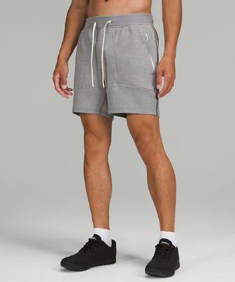Textured Tech Shorts, 18cm