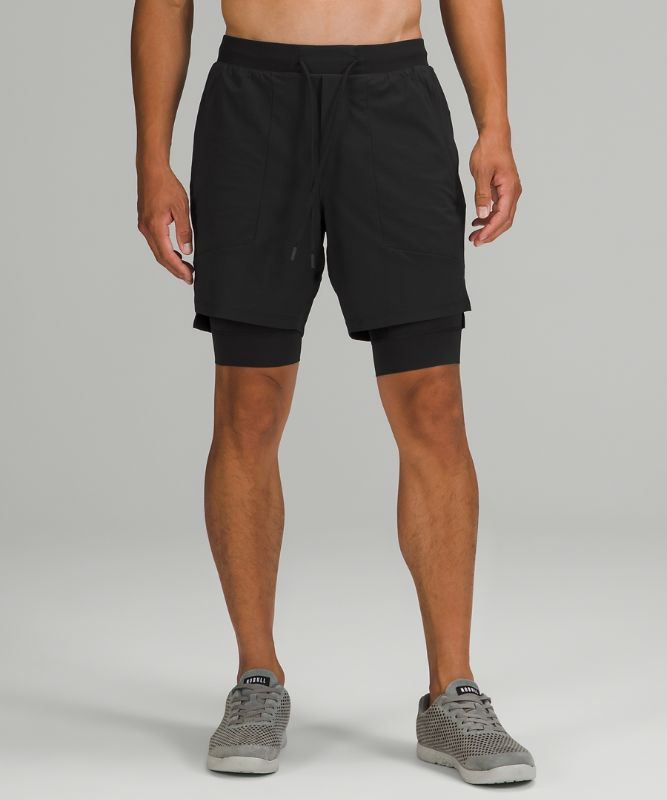 Licence to Train Shorts 18cm mit Liner