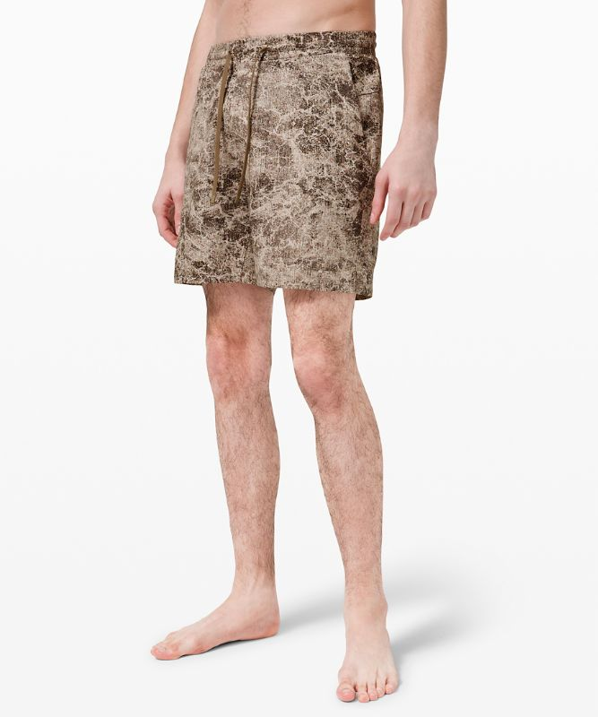 Channel Cross Shorts 18cm