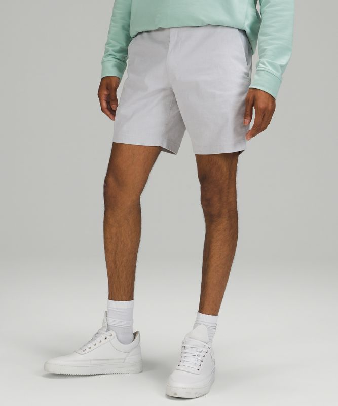 """Commission Short Classic 7"""" *Oxford"""