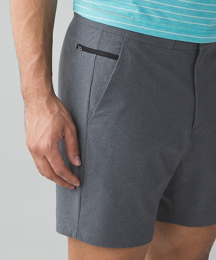 lululemon's shorts pocket