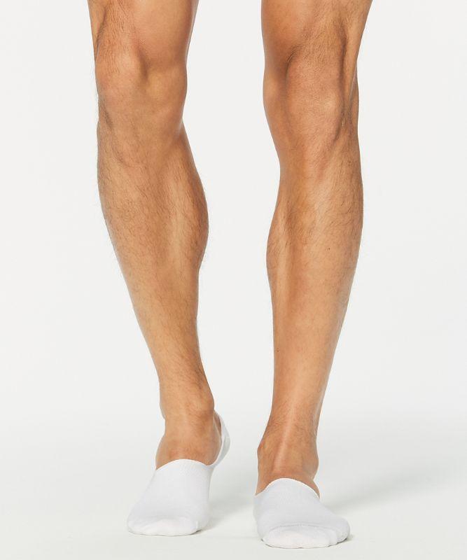 No Sock Socken *Silver