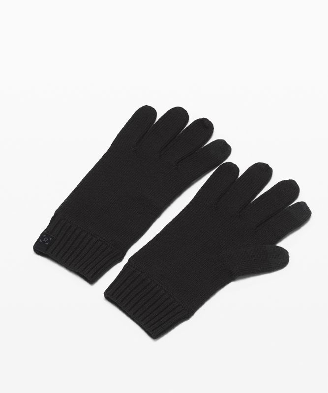 Cold Pursuit Knit Gloves *Online Only
