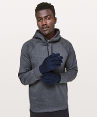 Cold Pursuit Knit Gloves