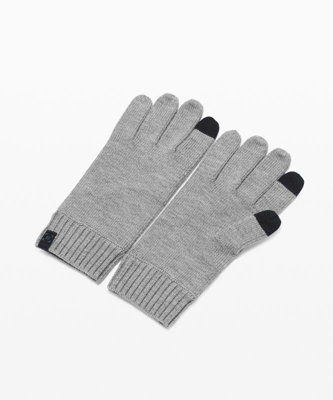 Cold Pursuit Knit Gloves