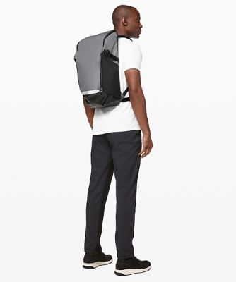More Miles Backpack