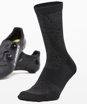 City To Summit Fahrradsocken *Silver Online Exclusive