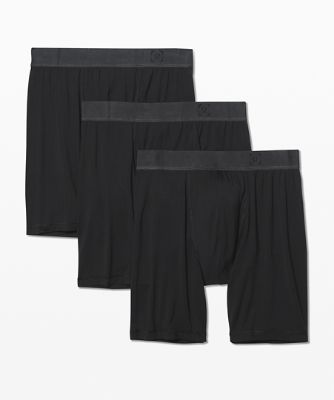"Always In Motion Boxer 7"" *3 Pack"